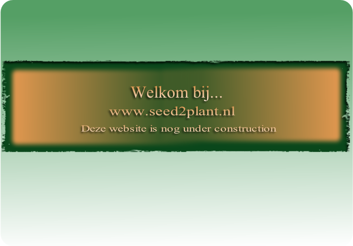 Deze website is nog under construction
